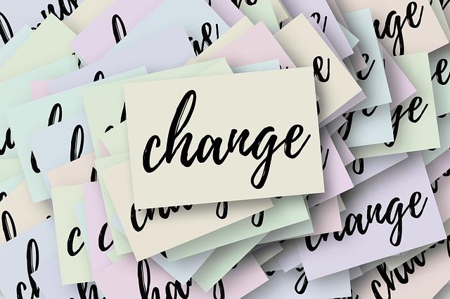 Comment vraiment changer avec le minimum d'effort ?