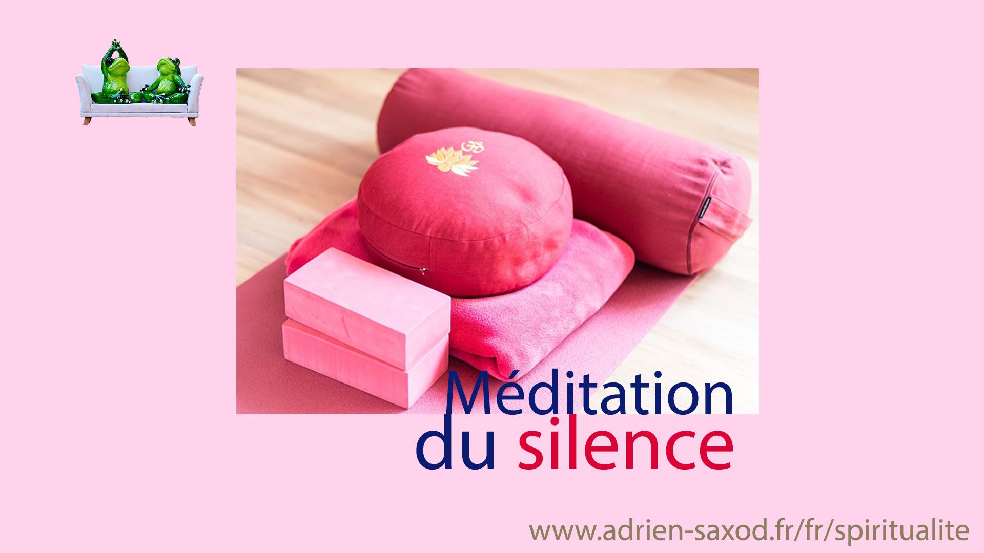 Méditation du silence
